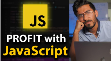 Profit with JavaScript Course Free Download