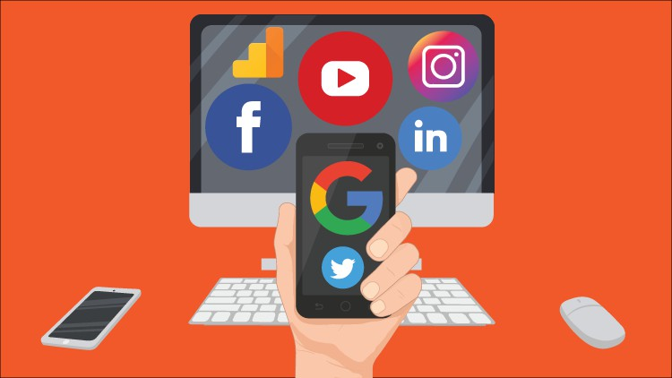 Learn Digital Marketing (12 Courses in 1) Free Download